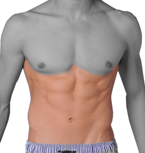 épilation laser définitive du ventre