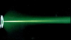 Laser uni